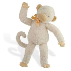 North American Bear Company Smushy Monkey, Beige, 22 Baby