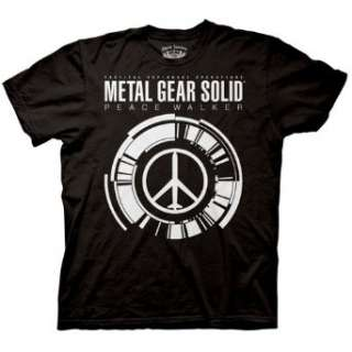 Metal Gear Solid Peace Walker Mens T Shirt Clothing