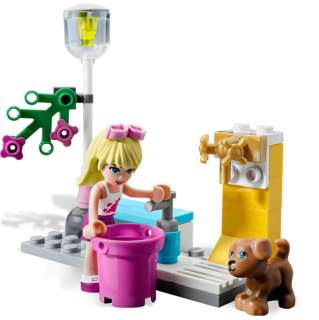 you are bidding on 1 complete set of LEGO Friends 3183 Stephanies