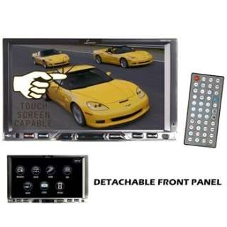 TOUCH SCREEN STEREO CAR RADIO CD/DVD/ PLAYER USB/SD