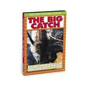Bennett DVD Saltwater Fishing   The Big Catch Sports