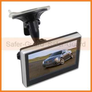 Video 4 inch TFT LCD Color DVD Car Monitor Vehicle Mini Monitor CCTV