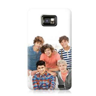 BRITISH BOY BAND BACK CASE COVER FOR SAMSUNG I9100 GALAXY S II